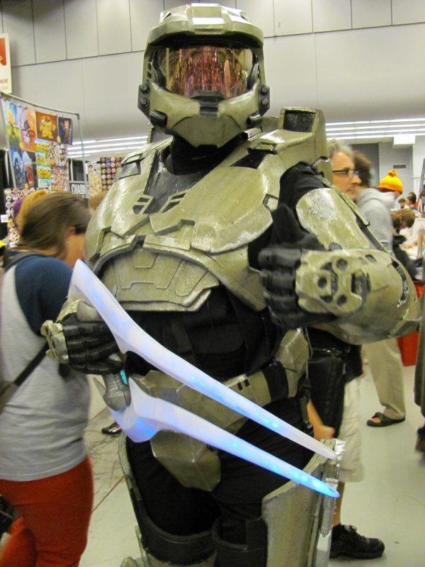 Comiccon 2012!