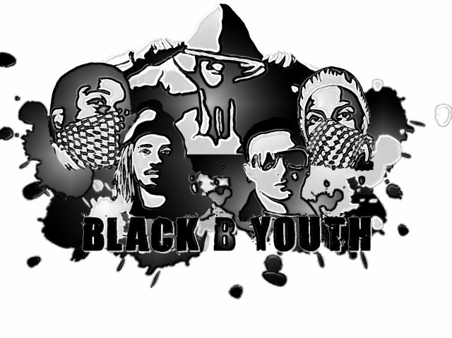Black B youth Family