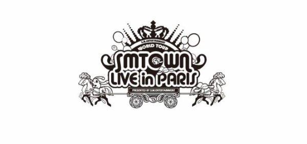 SM town à paris