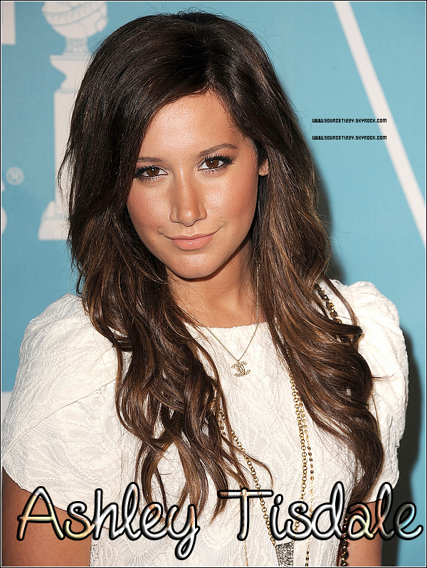 . SourceTizzy.skyrock.com ♦ TA SOURCE SUR ASHLEY TISDALE .