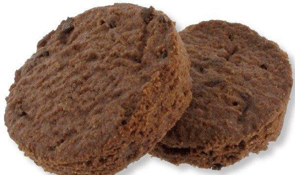 Palet Breton individuelle chocolat pépites de choc