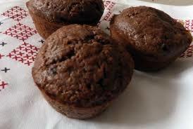 Mini  Muffins tout chocolat