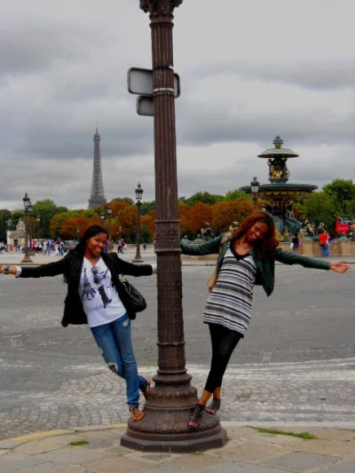 ***Ma semaine en France***
