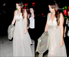 25.08.2012   : Dans la soirée, Sel et Justin se sont rendus au « Bo Burnham's » comedy show.
