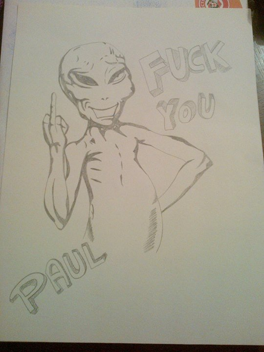 """Paul"" .. De paul ! xD by #Neko"