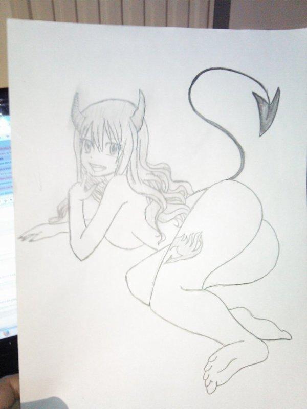 Dessin de Miyu :D