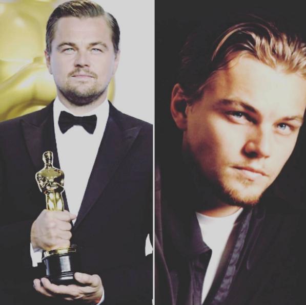 Leonardo DiCaprio...Enfin l'Oscar du meilleur acteur !