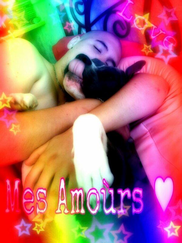 Mon nounour's && Faag ♥