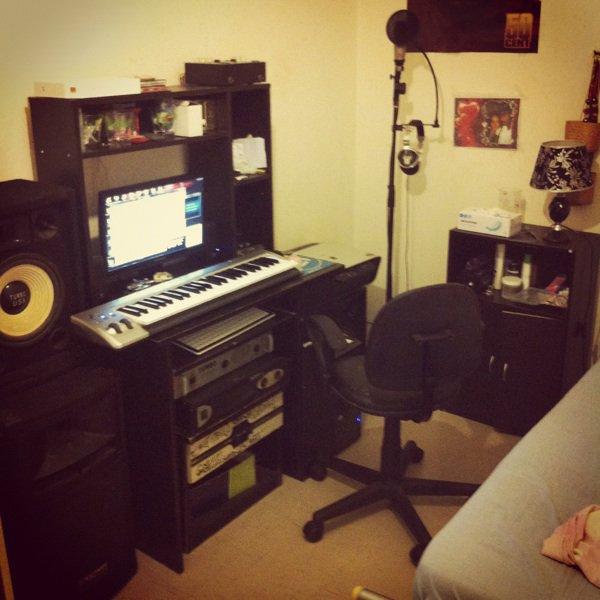 OTANTIK RECORD'Z ( Le Studio )