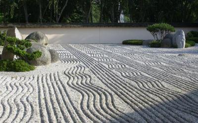 jardin japonais jardn sec ou jardin zen the world acording to mimoun. Black Bedroom Furniture Sets. Home Design Ideas