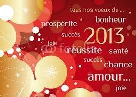 bonnee année