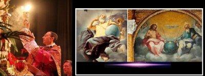 Zeus le dieu catholique roumaine n'est que  le roi des dieux dans la mythologie grecque!.