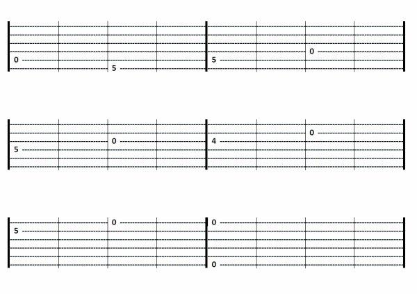 Comment accorder votre guitare?, (31), tablature.skyrock.com - Méthode de guitare