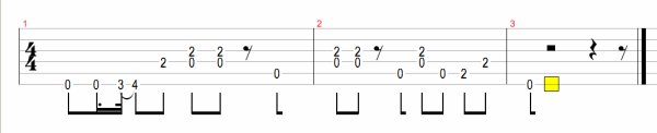 Mary had a little lamb, (25), tablature.skyrock.com, Stevie Ray Vaughan, Mary had a little lamb tablature guitare, tablature photo, tablature vidéo.