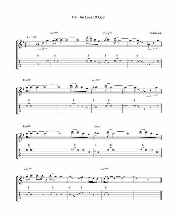 Steve Vai, For the love of god, (26), tablature.skyrock.com, For the love of god Phot, For the love of god tablature guitare, For the love of god vidéo, Ancien élève de Joe Satriani, ancien musicien de Franck Zappa Capacité de composition en solo impressionnante un sens aigu de la technique musicale et je vois pas ce que l'on peut faire de plus avec une guitare. Il utilise beaucoup l'octaveur.