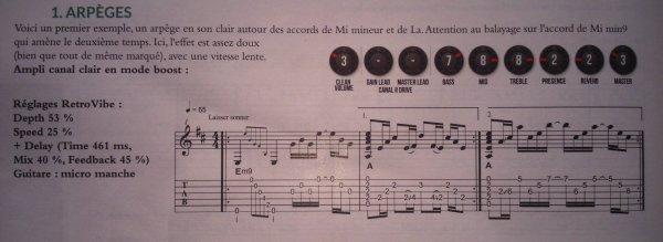 (97) Arpèges - Exercice