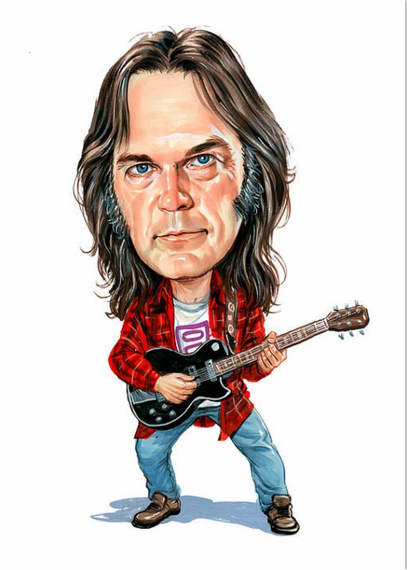 Needle and the Damage Done, Neil Young, (123), Needle and the Damage Done tablature guitare, Needle and the Damage Done caricature, Needle and the Damage Done vidéo, Needle and the Damage Done paroles