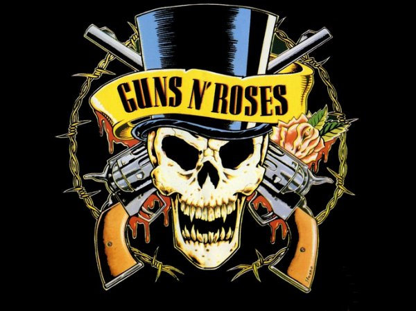 Knockin on heaven's door, Guns N'Roses, (124), Knockin on heaven's door Caricature, Knockin on heaven's door tablature, Knockin on heaven's door vidéo,