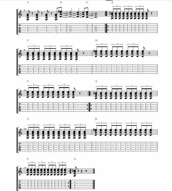 TV glotzer (suite), (177), TV glotzer tablature guitare, Nina Hagen, tablature guitare gratuite + video + photo pochette disque + parole de la chanson TV glotzer