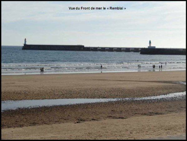(186) - Ballade Aux Sables d'Olonne (la plage)