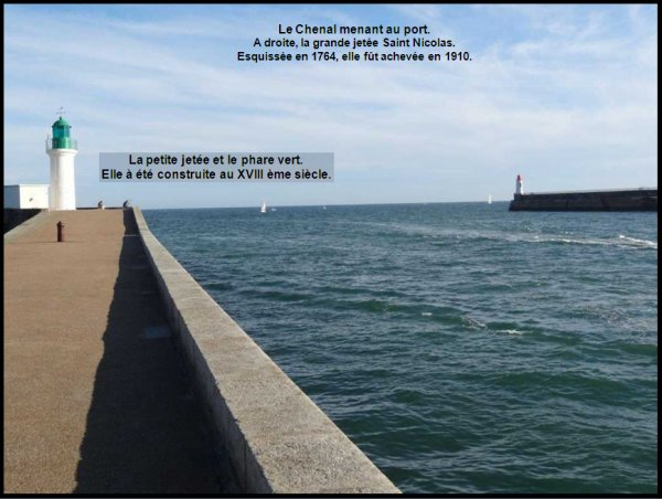 (188) - Balade aux Sables d'Olonne (le port)