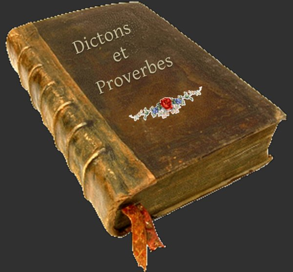 Dictons et proverbes, (230),