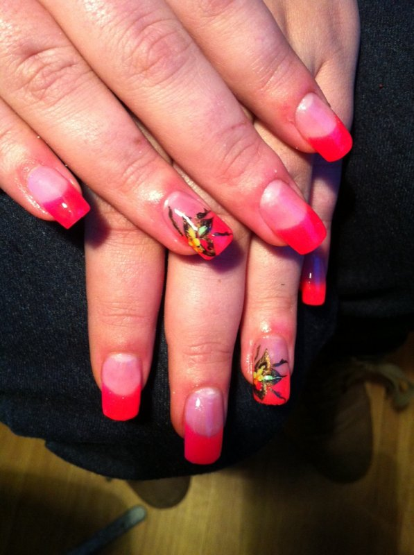 nails corail flash ongles en gel bruxelles. Black Bedroom Furniture Sets. Home Design Ideas