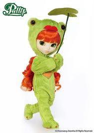 Pullip Froggy et Paja <3
