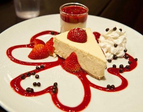 Une autre recette le cheesecake