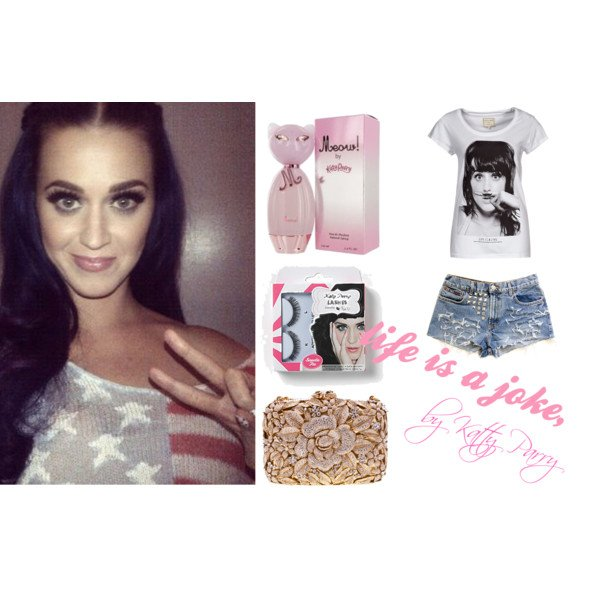 tenue Katy Perry