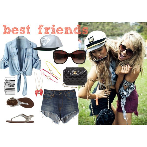 tenue best friends