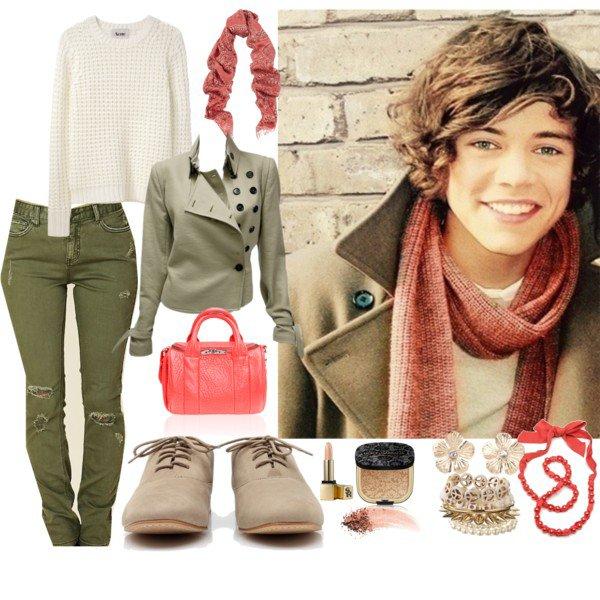 tenue Harry Styles