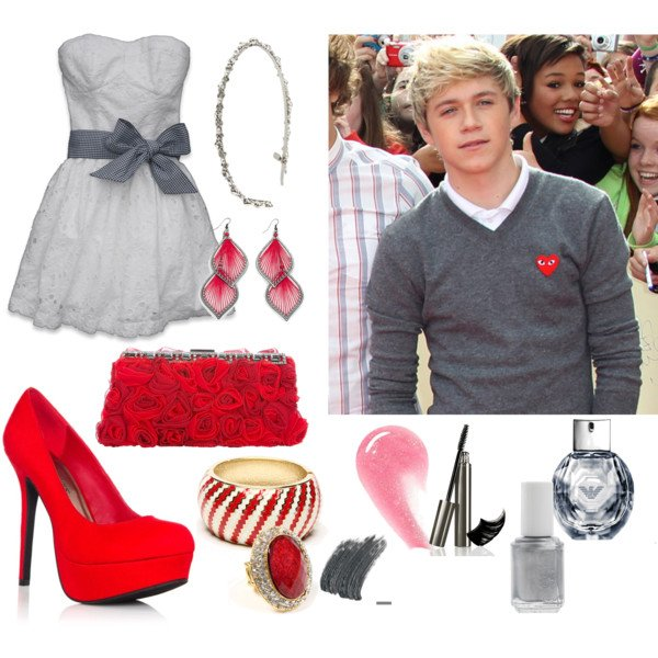 Tenue Niall Horan