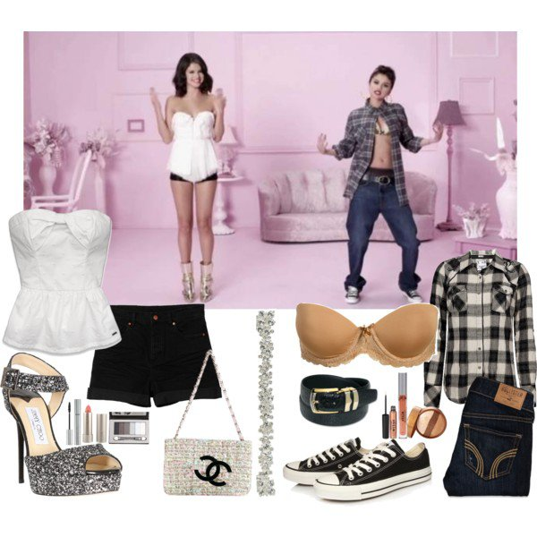 "tenue Selena Gomez ""congratulation to me"""