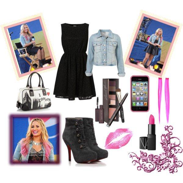 tenue Demi Lovato 2
