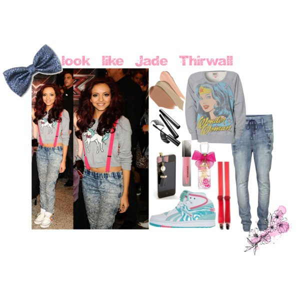 tenue Jade Thirwall (Little Mix)