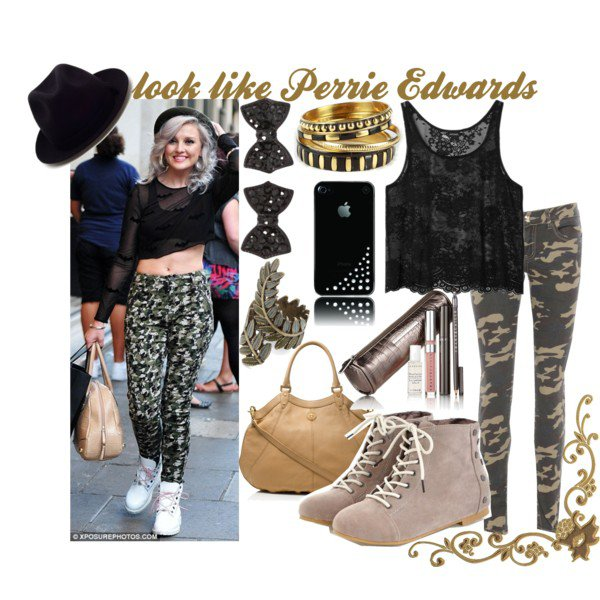 Tenue Perrie Edwards
