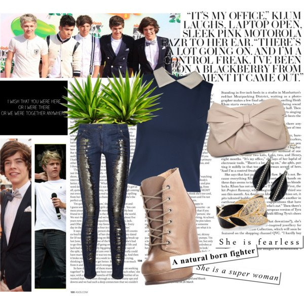 tenue one direction 2