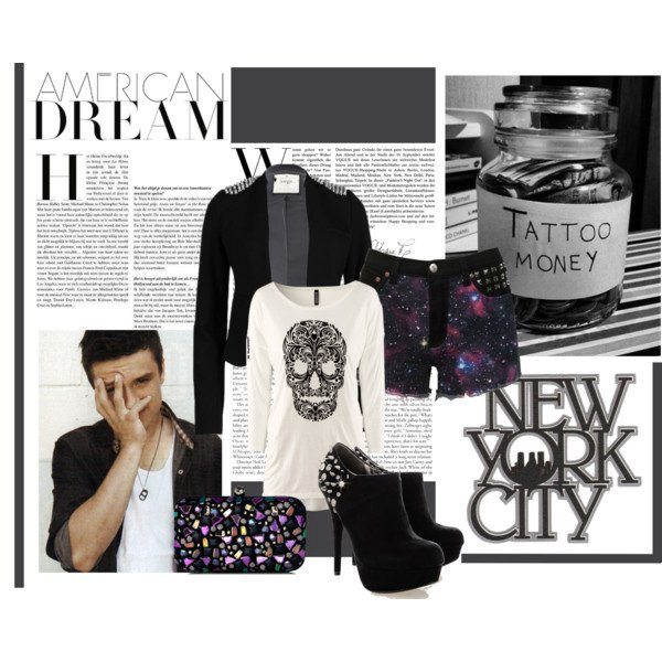Tenue New York