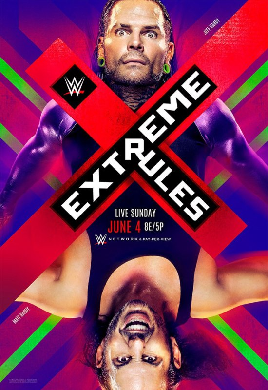 Extreme Rules dimanche soir :)