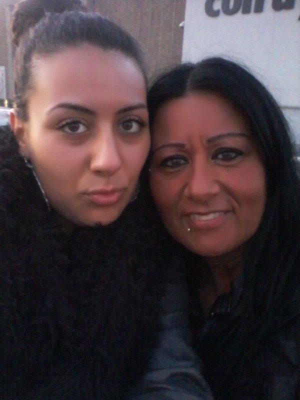 Ma maman que j aime et moi