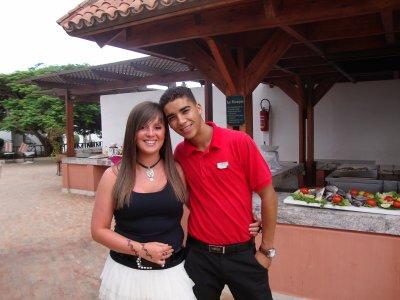 Yassine et Alicia