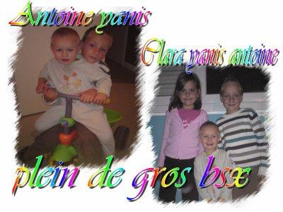 Antoine Clara & Yanis