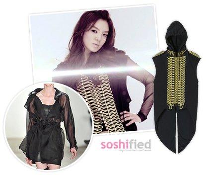 HyoYeon & SooYoung RDR - Jeremy Scott [ Vêtements ]
