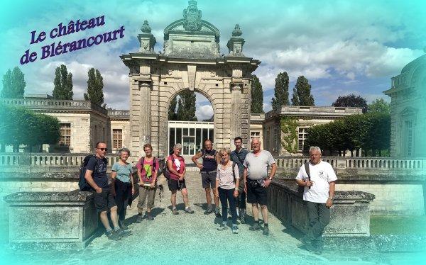 Sortie du samedi 16 juin 2018 : Blérancourt
