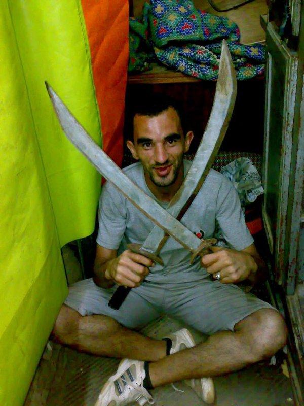 gangster in algeria