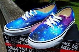 Vans galaxie