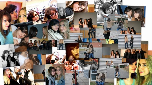 Le lycée, mes moches, mes amours, mes emmerdes. ♥
