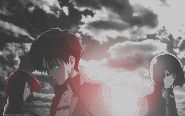 * Shingeki No Kyoujin *