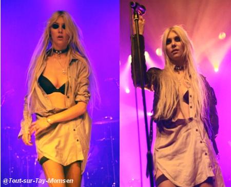 ● 11/12/10 : Taylor en concert en Angleterre●